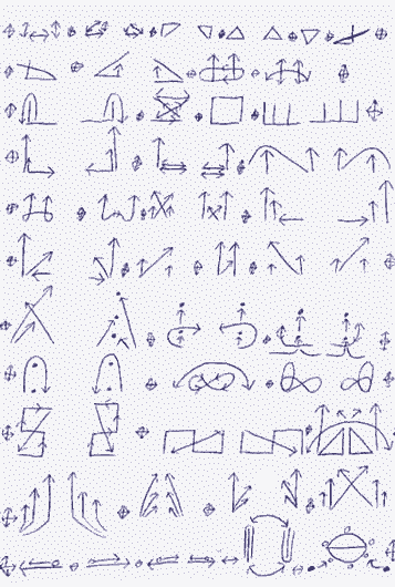 Jonglier Moves - Notation